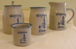 maytown pottery